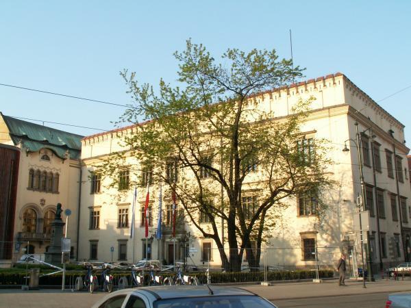 Дворец Велопольских