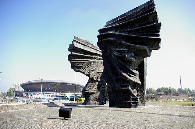 Памятник мятежникам Силезии