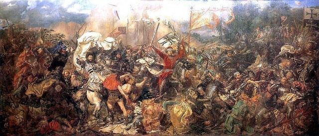 рюнвальдская битва
