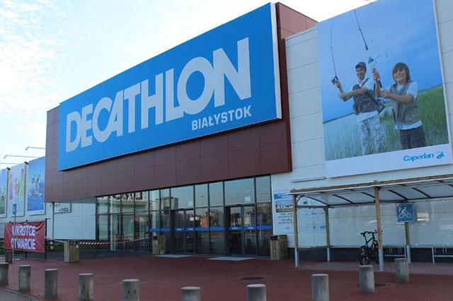 Декатлон в Белостоке