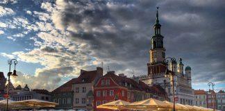 Город Познань Польша