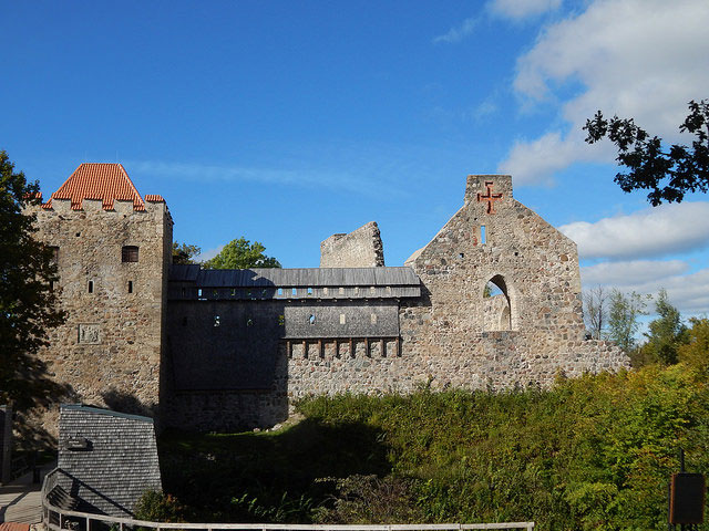 Livonian Order Castle
