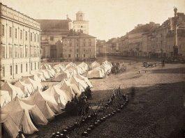 Польское восстание 1863-1864