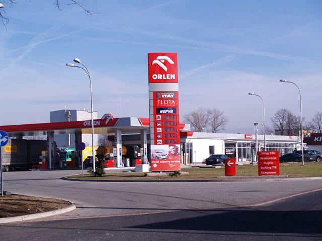 Стоимость бензина в Польше
