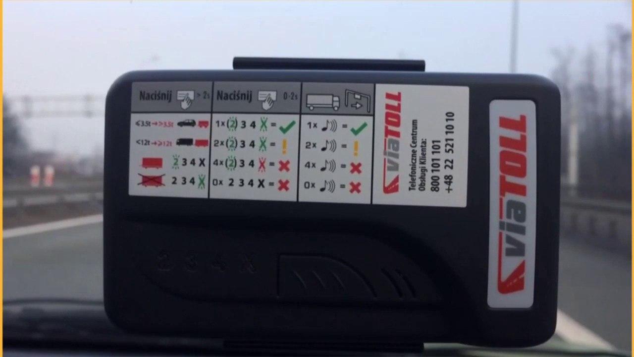 автоматическая система viaTOLL