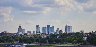 Погода в Варшаве в мае