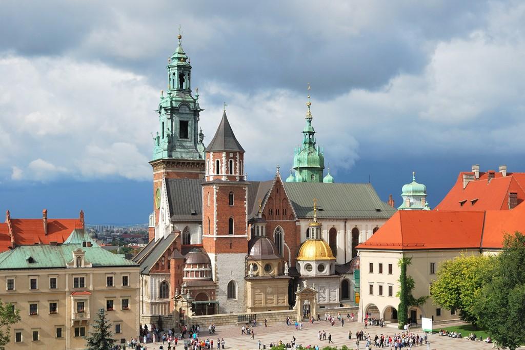 Достопримечательности Кракова