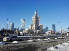 Погода в Варшаве в январе
